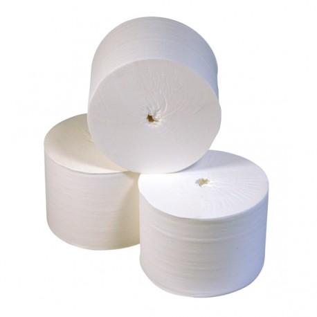C235 36 rlx Rouleaux Coreless Compact 1 pli Blanc