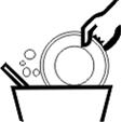 Produit pour la vaisselle manuelle